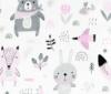 Tiere rosa